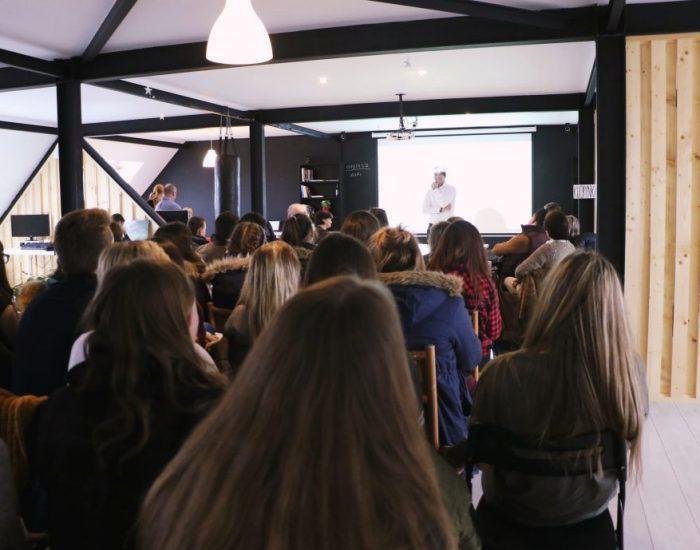 Business, innovation & motivation diskusia